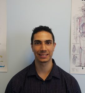 Shawn Lawyer physio howick photo