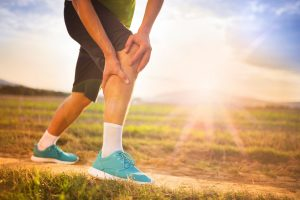 Does running cause arthritis in knee and hip
